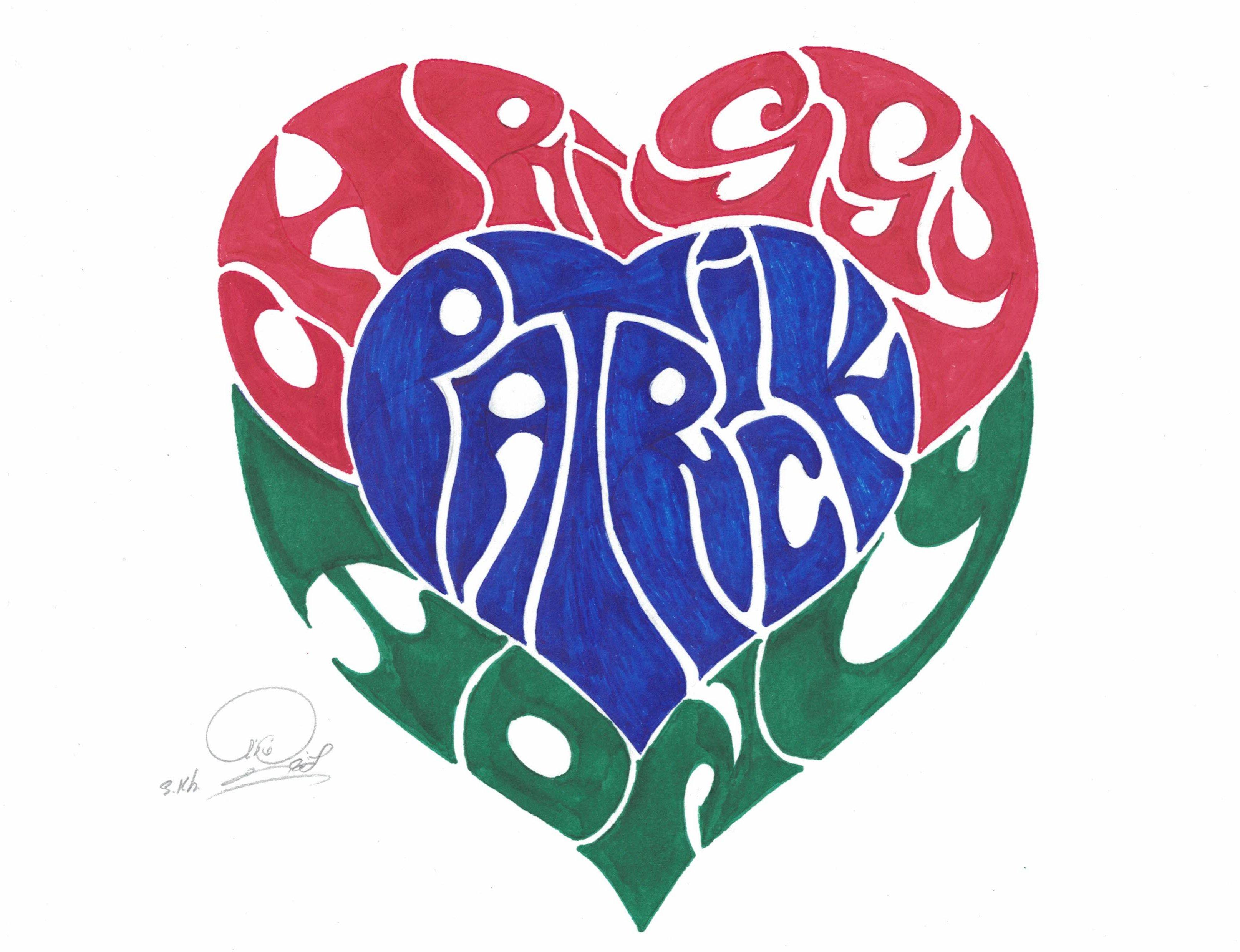 Chrissy Patrick Hony Heart