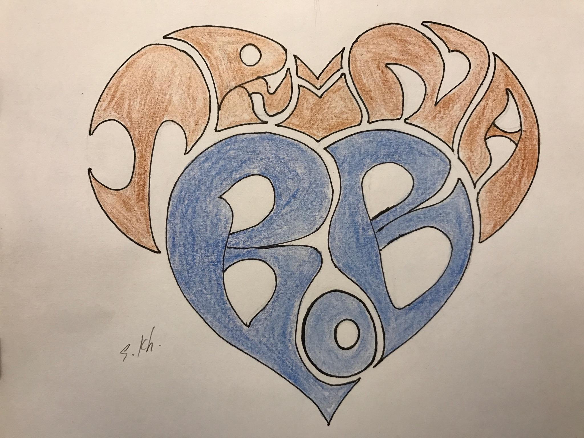 Trina Bob Heart