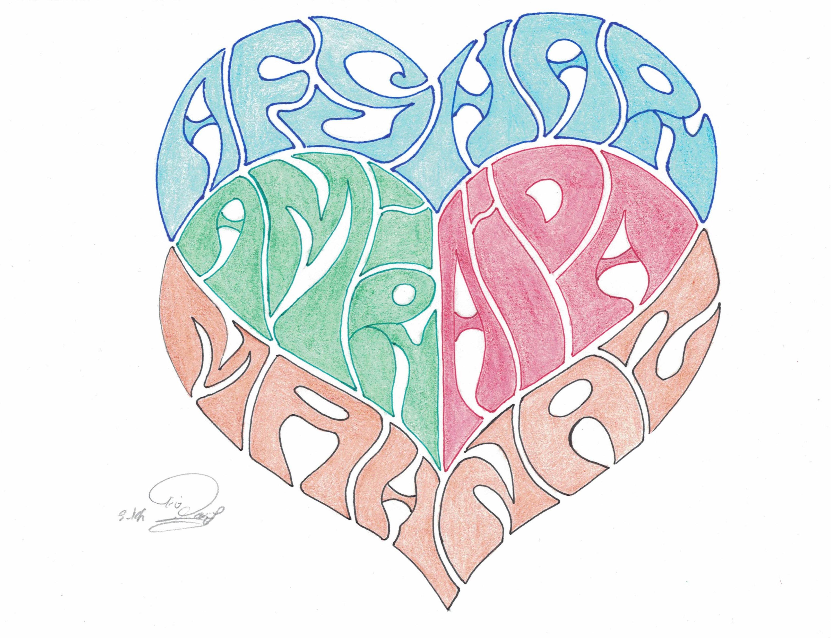 Afshar Amir Aida Mahnaz Hearts